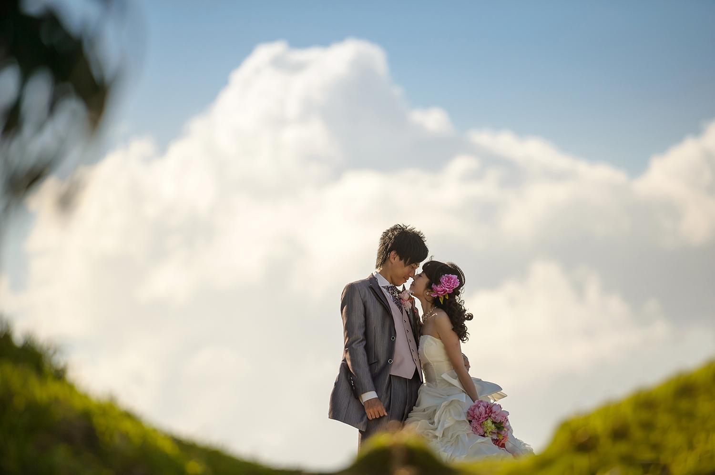 Okinawa Pre-wedding & Engagement Photography - 37 Frames ...